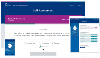 LAUNCH OF THE NEW CLUBS SELF-ASSESSMENT TOOL