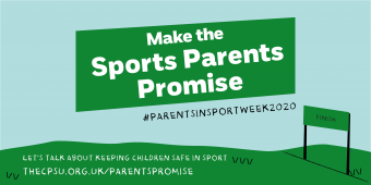 Parents in Sport Week 2020