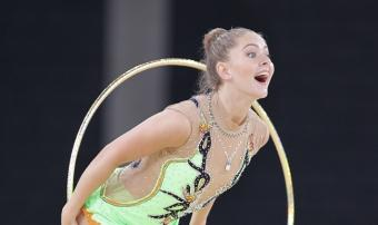 BRASH QUALIFIES FOR COMMONWEALTH INDIVIDUAL ALL AROUND FINAL